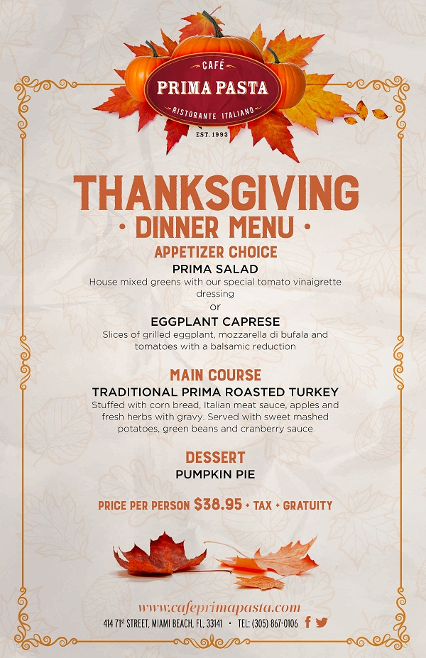 best thanksgiving brunch in las vegas