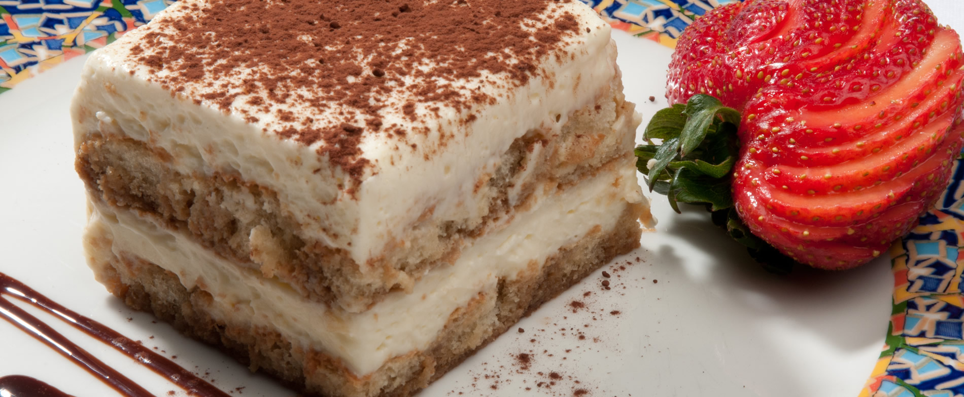 Desserts and Coffee Menu